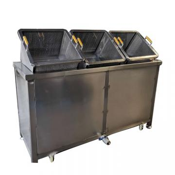 Snack Food Processing Machine Frying Equipment/Automatic Deep Fryer