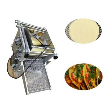 380mm Tortilla/ Chapati /Thin Pancake Making Hydraulic Heat Press Machine