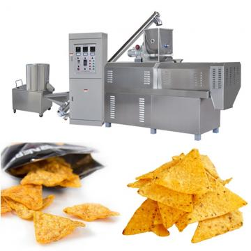 Fried Bugles Doritos Tortilla Chips Making Machinery