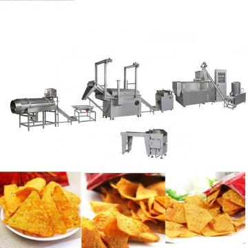 Fried Doritos Tortilla Corn Chips Snack Extruder Food Making Machinery