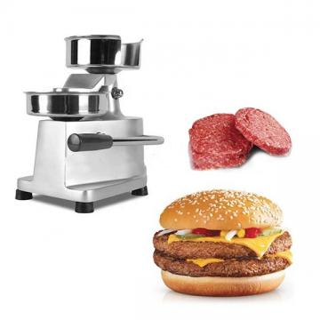 Square Hamburger Press Maker for Stuffed Burgers Patties