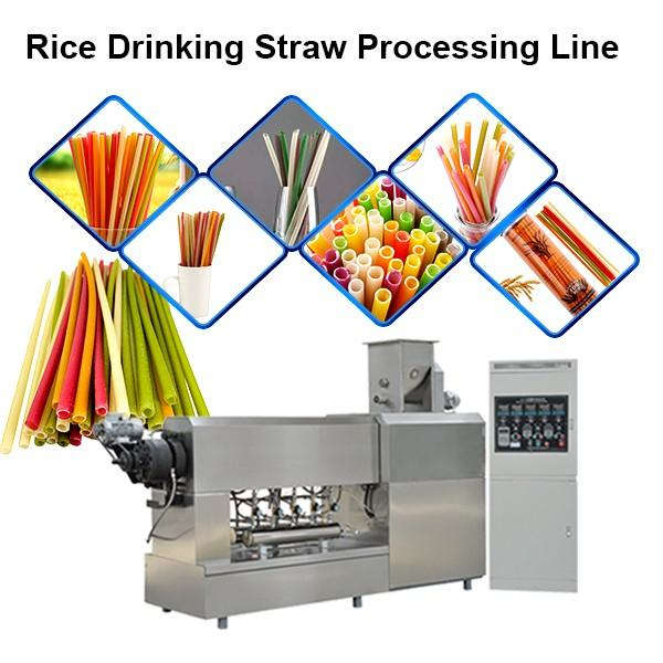 Fashion type Single color drink straw extruder #1 image