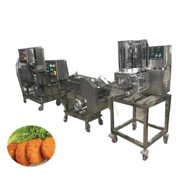 Electric Automatic Beef/Chicken Meat Pie Making Machine #1 image
