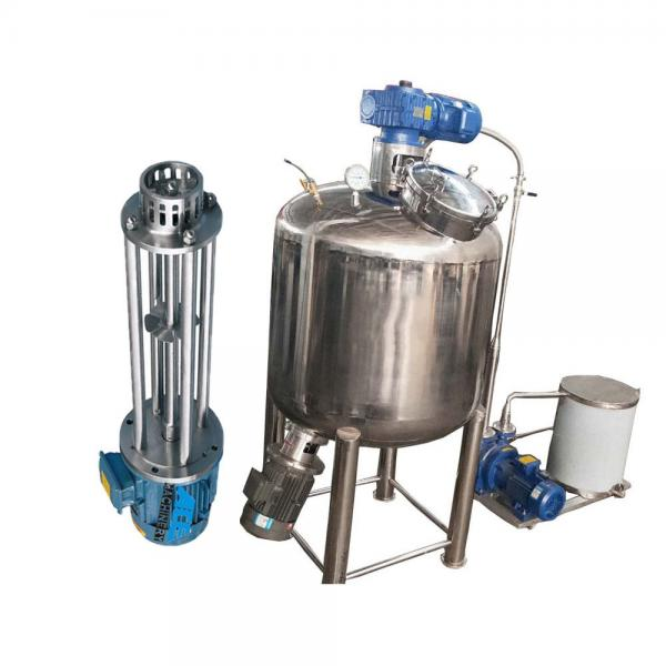 Kitchen Equipment Full Stainless Steel 20L Cake Mixer with Three Beater for Batter and Milk #1 image