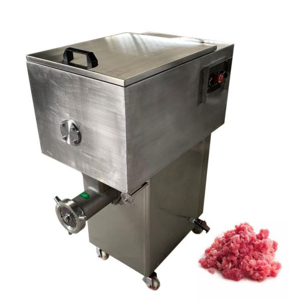 Best Quality Stainless Steel Vacuum Meat Mixer #1 image