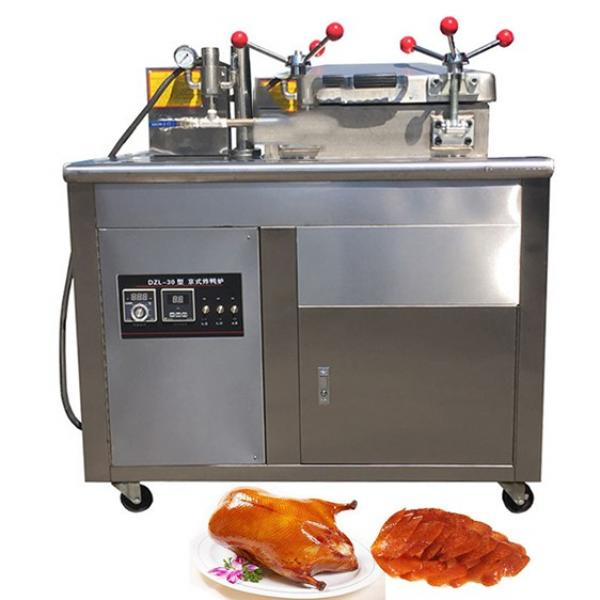 46L Large Capacity Floor Type Commercial Gas Chicken Fryer #1 image