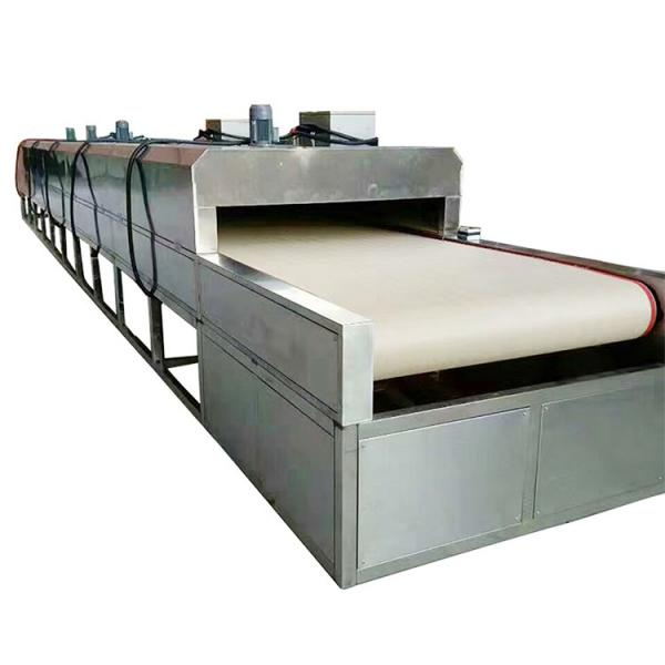 Ce Tunnel Belt Industrial Betaine Microwave Dryer #2 image