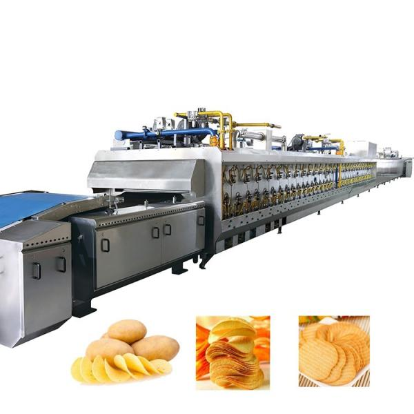 Easy Operation Automatic Potato Chips Slicer Machine for Restaurant #3 image