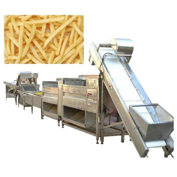 Industrial Automatic Potato Chips Making Machine #3 image