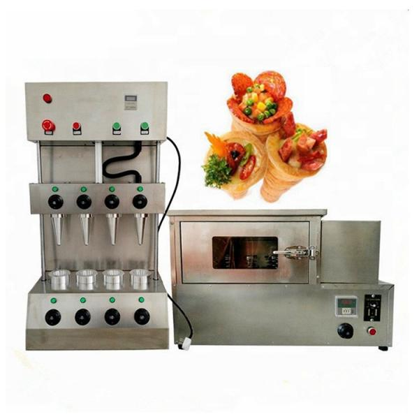Automatic Production-Line for The Kinds of Bread, Cake, Pizza, Waffer, Pita, Toast, Baguette #2 image